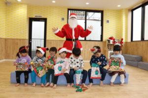 はじめてのクリスマス会